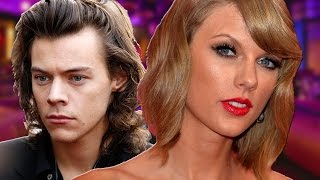 Taylor Swift Ignores Harry Styles During Awkward L.A Run-In