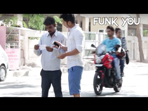 Golmaal Street Prank - Funk You (Pranks In India)