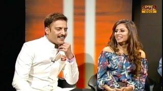 Jimmy Sheirgill/Sargun LIVE in PTC Star Live   Jindua Starcast   Exclusive Interview   PTC Punjabi