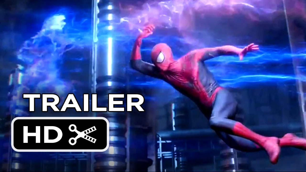 The Amazing Spider-Man 2 Official Trailer #1 (2014 ...
