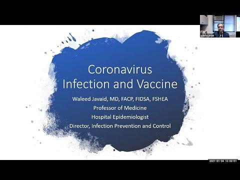 Coronavirus Infection And Vaccine