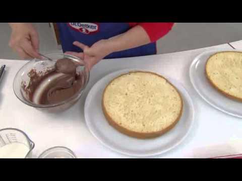 yemek: pandispanya yaş pasta kreması [11]