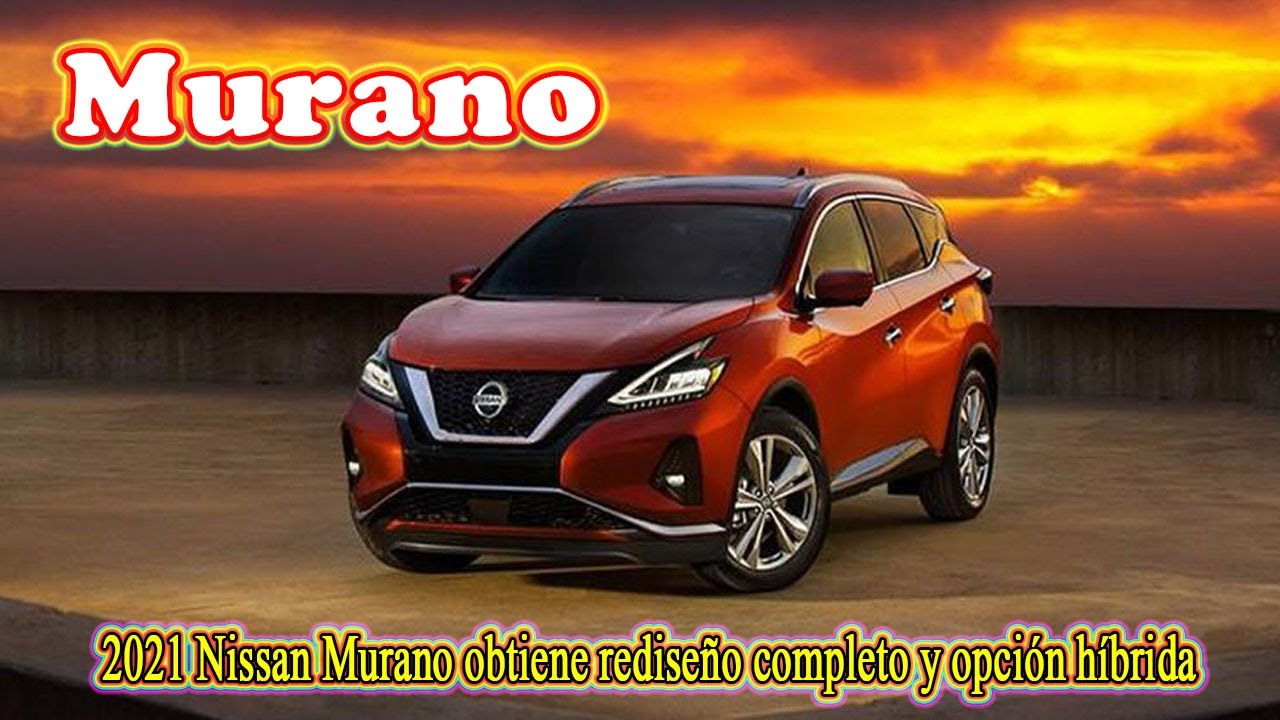 2021 Nissan Murano Release Date and Concept