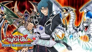 Cyber Dragon vs Super Heavy Samurai | Let's Play YuGiOh Duel Generations w/ SupermanRion