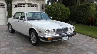 The 1980s Series III Jaguar XJ6 is an Undervalued Collector Car Bargain