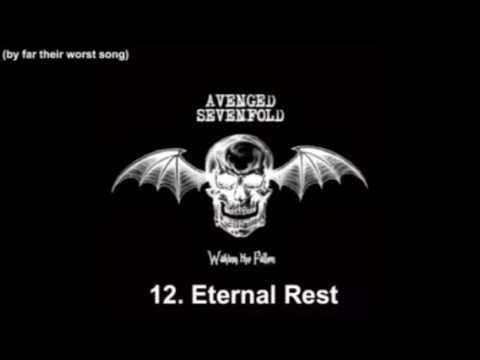 TOP 12 WAKING THE FALLEN SONGS! AVENGED SEVENOLD