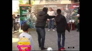 La Maratón de Premios cerró a todo ritmo festejando el cumple de Santiago