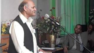 Anwar Masood, Akram Ki Maa Aur Bashira, a true story.