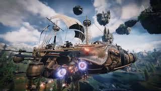 Ascent: Infinite Realm — трейлер анонса новой игры от разработчиков PUBG