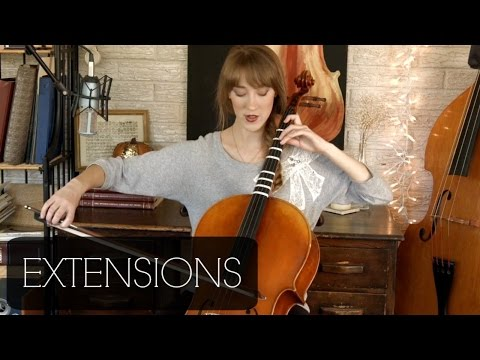 Extending on the Cello | How To Music | Sarah Joy