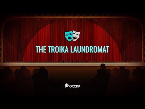 The Troika Laundromat Explained
