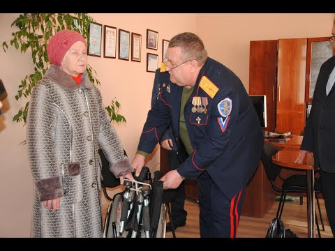 ГТРК ЛНР Вести-24 - О работе нашего фонда, помощи семьям погибших и инвалидам  ЛНР.