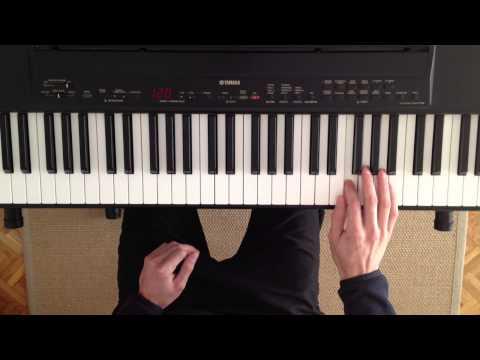 Cómo tocar Goodbye (BSO Hachiko) en piano o teclado 1/2. Tutorial y partitura