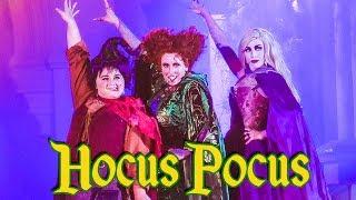 Hocus Pocus Villain Spelltacular 2018 Full Show - Mickey's Not So Scary Halloween Party