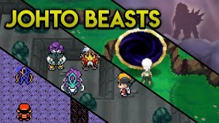 Evolution of the Legendary Beasts - Raikou, Entei, Suicune (2000 -  2017)