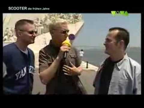 Scooter - History of Celebrate The Nun until Scooter in 2007 (Interview Exclusif)