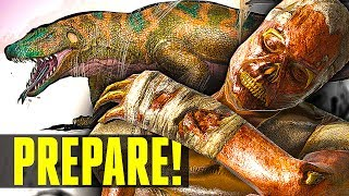 THIS NEW DISEASE WILL DESTROY EVERYTHING! MEGALANIA LEAKED INFO! EXCLUSIVE! (Ark: Survival Evolved)