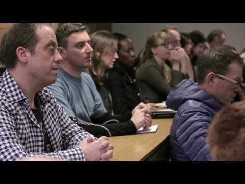 Paul Allen, CAT, Zero Carbon Britain talk at SCCAN Annual Gathering 2017