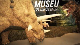 Roblox Institut für Naturgeschichte - das DINOSAUR MUSEUM! ES IST SEHR REALISTISCH!
