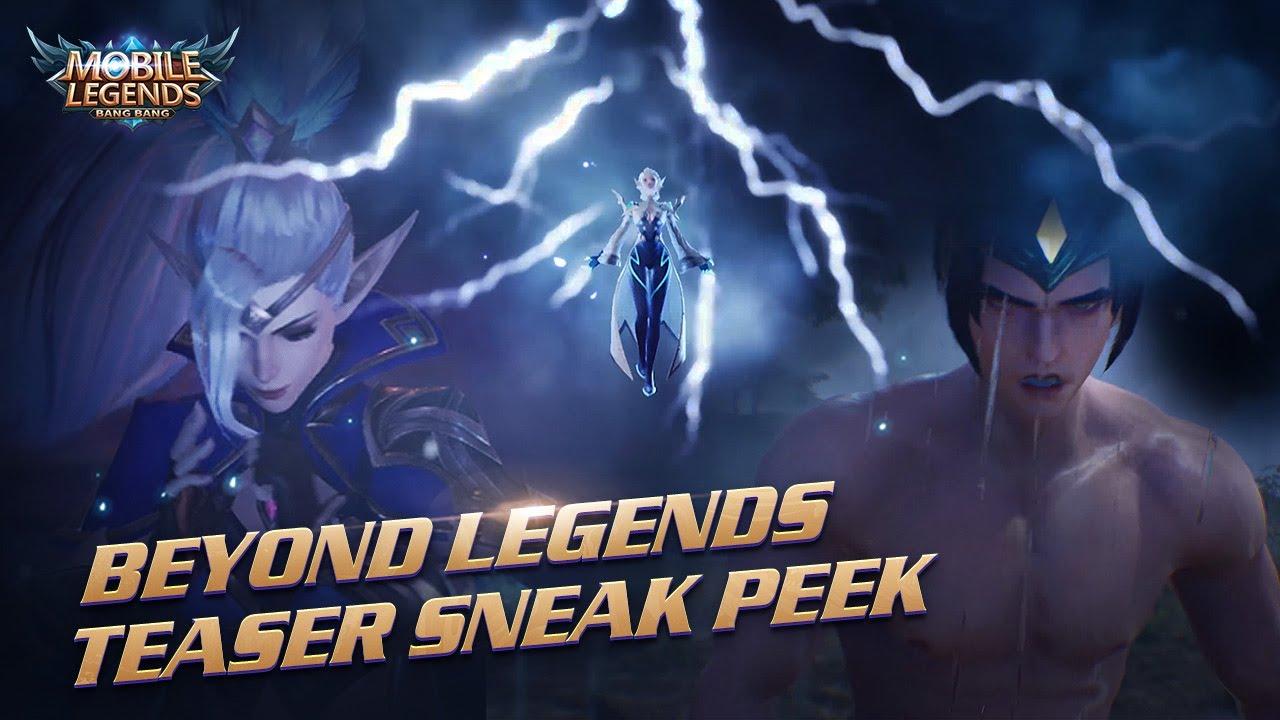 Beyond Legends   Project NEXT Cinematic Teaser Trailer   Mobile Legends: Bang Bang