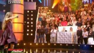 Talents4Eva Stars4Sure - Caroline Costa _ I will always love you by Whitney Houston