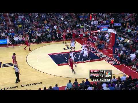 Francisco Garcia vs Washington Wizards 2014.01.11