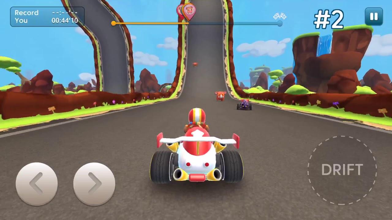 Starlit On Wheels | Car Racing Game For Mobile | Kieu Huong