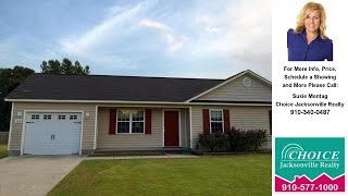 120 Woodbury Farm Drive, Jacksonville, NC Presented by Susie Montag.