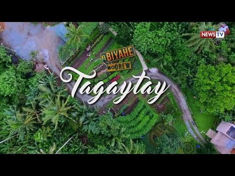 Biyahe ni Drew: What to do in Tagaytay? (full episode)