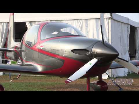 Aero-TV: Recrafting A Legend - Mooney's Futuristic M10 Program