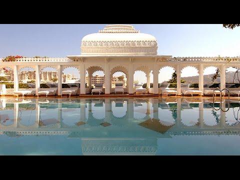Taj Lake Palace, Udaipur, India - Best Travel Destination