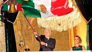 López Obrador da Grito histórico; Presidente ofrece la arenga más larga