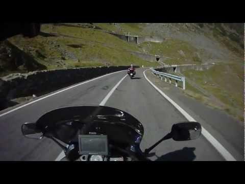 Wyprawa motocyklowa 2011 - Trasa Transfogarska (7C) Rumunia