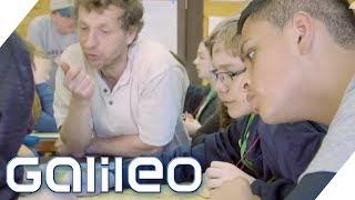 Die wohl coolste Sprachschule der Welt: Hier lernen Amerikaner Deutsch | Galileo | ProSieben