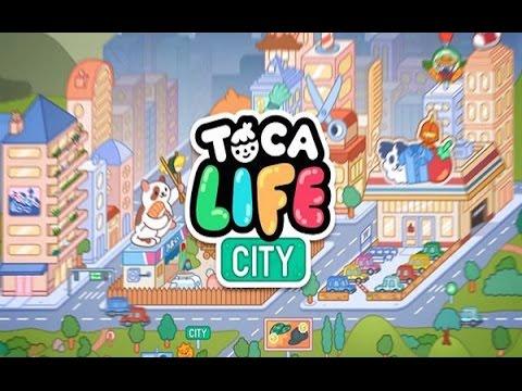 toca life city مجانا