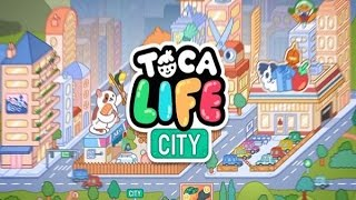 Toca Life - City Part 1 - best iPad app demos for kids - Ellie