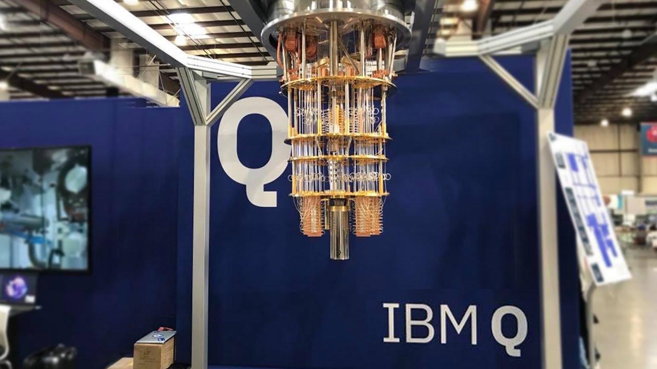IBM's quantum system explained - All Hands on Tech - YouTube