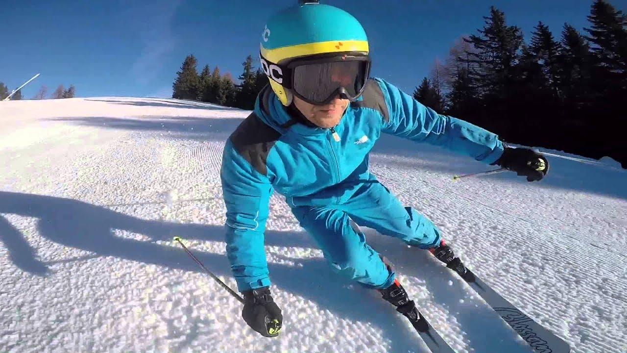 Alleghe unconventional ski | prima discesa 28 novembre 2015