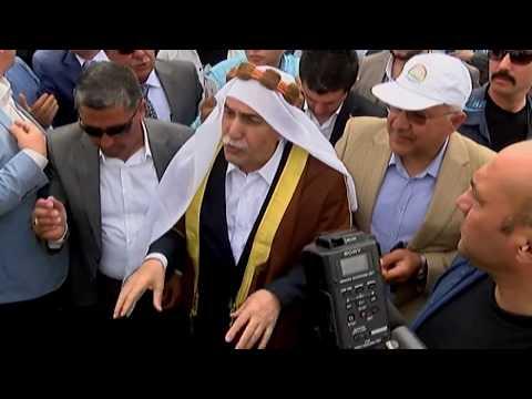 Tarım Bakanı Fakıbaba Yöresel Kıyafet Giydi, Tarla Biçti