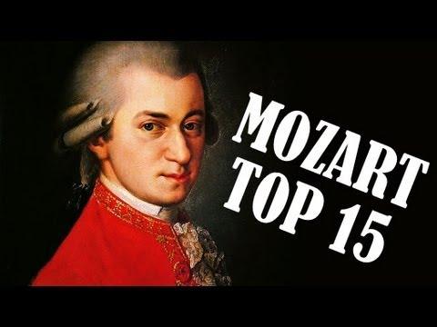 Mozart's Top 15 Masterpieces