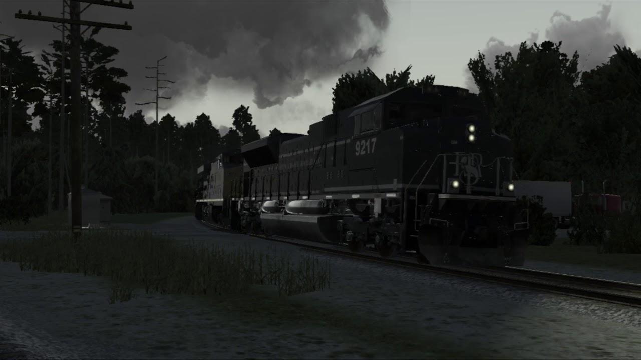 Run8 Train Simulator V2 - Nathan P7 Horn