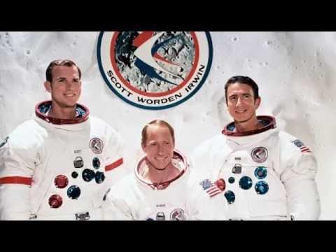 45th Anniversary of Apollo 15 Mission