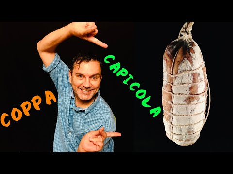 Charcuterie - How to Cut a COPPA from BOSTON BUTT (3 ways)