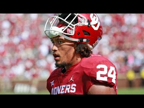 Most Explosive Running Back in Big 12 💯 Rodney Anderson Oklahoma Highlights