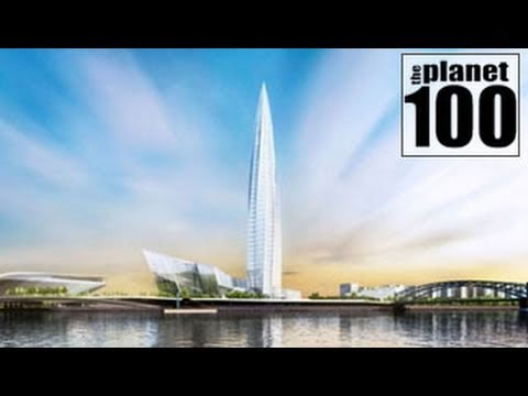 Planet 100: 5 Skyscrapers Pushing Green to Towering New Heights
