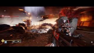 Destiny 2 PC Gameplay Max Setting: i7-7700K - GTX 1080 Ti