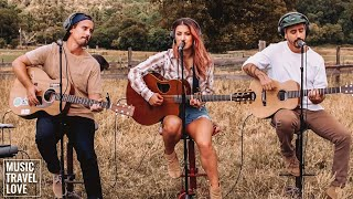 Forever and Ever, Amen (Randy Travis Cover) Music Travel Love ft. Summer Overstreet (Official Video)
