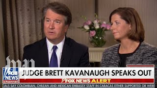 'I've never sexually assaulted anyone': Key takeaways from Kavanaugh's Fox News interview