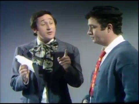 Sesame Street - Buddy and Jim Make A Paper Airplane (1969)