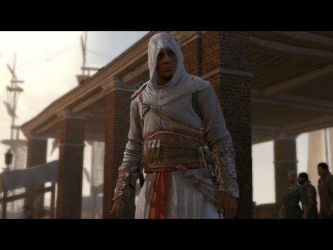 Assassin's Creed 3 Altaïr Outfit & Washington's Battle Sword (Frontier Combat With Removed Bow)